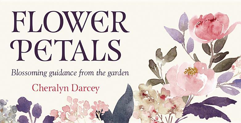 Flower Petals Inspiration Cards, Cheralyn Darcey