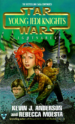 "Image for ""Lightsabers (Star Wars: Young Jedi Knights, Book 4)"""
