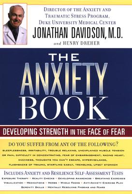 Image for The Anxiety Book