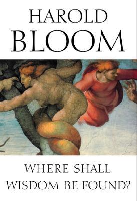 Image for Where Shall Wisdom Be Found?