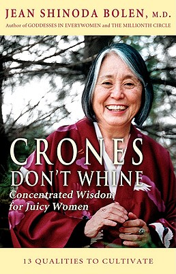 Image for Crones Don't Whine; Concentrated Wisdom for Juicy Women