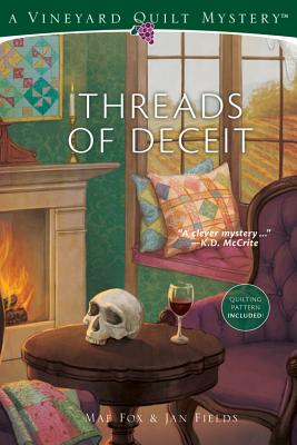 Image for Threads of Deceit (Vineyard Quilt Mysteries)