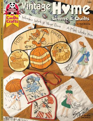 Image for Vintage Home: Linens & Quilts, No. 5202