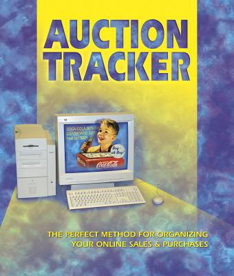Image for AUCTION TRACKER: The Perfect Method for Organizing