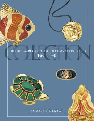 Image for The Estee Lauder Solid Perfume Compact Collection 1967-2001
