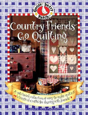 Image for Gooseberry Patch Country Friends Go Quilting