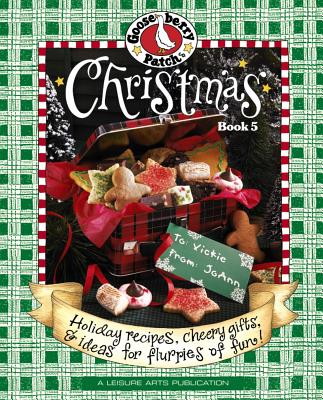 Image for Gooseberry Patch Christmas Book 5: Holiday Recipes, Cheery Gifts, and Ideas For Flurries of Fun!