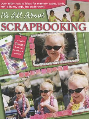 Image for It's All About Scrapbooking (Leisure Arts #15945)