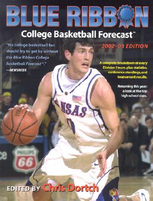 Image for BLUE RIBBON COLLEGE BASKETBALL YEARBOOK