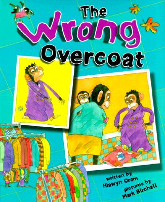 Image for The Wrong Overcoat (Carolrhoda Picture Books)