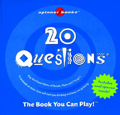 20 Questions: The Book You Can Play! (Spinner Books), Robert Moog, Bob Moog