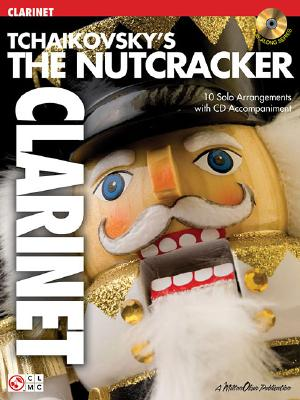 Image for Tchaikovsky's The Nutcracker (Play Along (Cherry Lane Music)) Bk/online audio