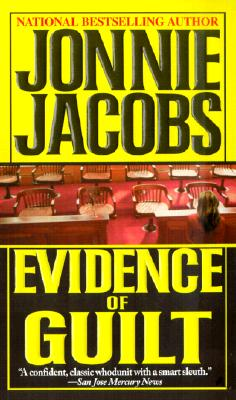 Evidence Of Guilt  A Kali O'Brien Mystery, Jacobs, Jonnie