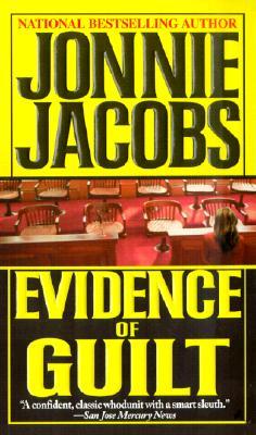 Evidence Of Guilt  A Kali O'Brien Mystery, Jacobs, Jonnie