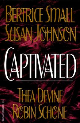 Image for Captivated: Ecstasy/ Bound and Determined/ Dark Desires/ A Lady's Preference