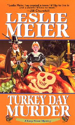 Image for TURKEY DAY MURDER : A LUCY STONE MYSTERY