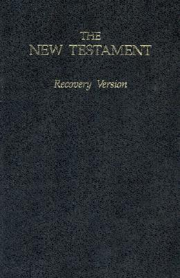 Image for The New Testament: Recovery Version, Black