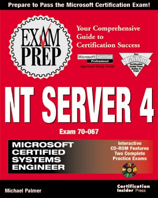 Image for MCSE NT Server 4 Exam Prep (Exam: 70-067)