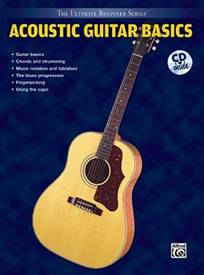 Ultimate Beginner Acoustic Guitar, KEITH WYATT