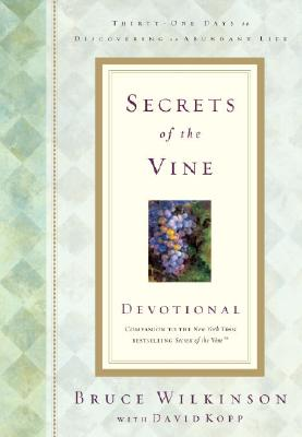 Image for Secrets of the Vine Devotional