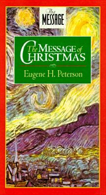 Image for Message Of Christmas (Pamphlet)