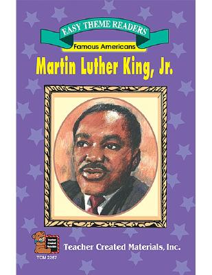 Image for Martin Luther King, Jr. Easy Reader