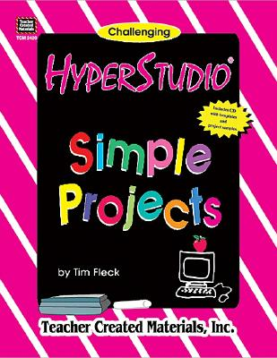 Image for HyperStudio.. Simple Projects