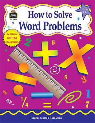 Image for How to Solve Word Problems, Grades 5-6 (Math How To...)