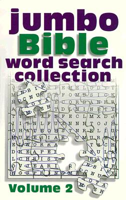 Image for Jumbo Bible Word Search Collection Vol. 2 (Jumbo Bible Puzzle Book)