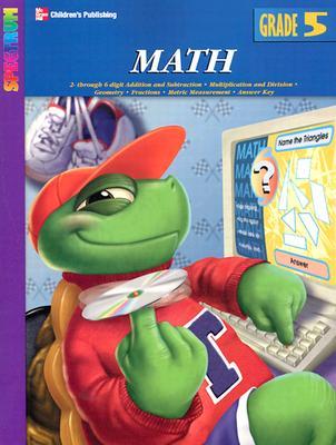 Image for Spectrum Math, Grade 5 (Trade Math)