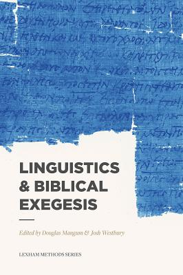 Image for Linguistics & Biblical Exegesis (Lexham Methods Series)