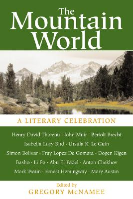 Image for The Mountain World: A Literary Celebration