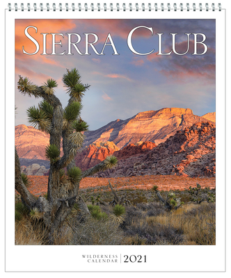 Image for Sierra Club Wilderness Calendar 2021