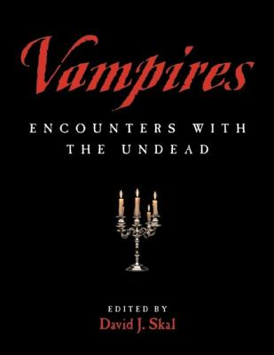 Image for Vampires: Encounters With the Undead