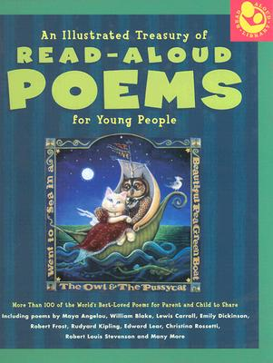 Image for Illustrated Treasury of Read-Aloud Poems for Young People