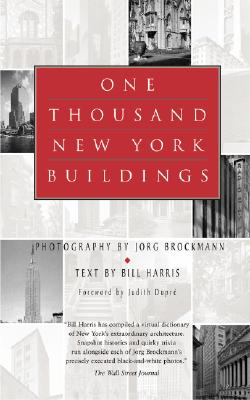 Image for One Thousand New York Buildings
