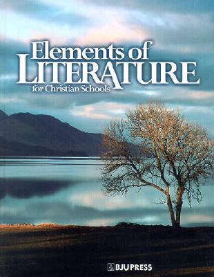 Image for Elements Of Literature for Christian Schools
