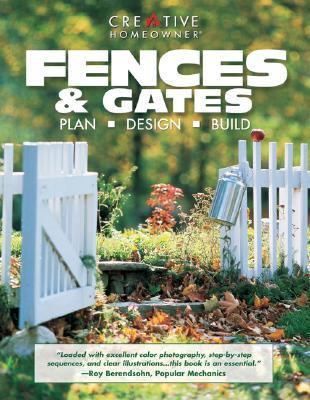 "Image for ""Fences & Gates: Plan, Design, Build"""