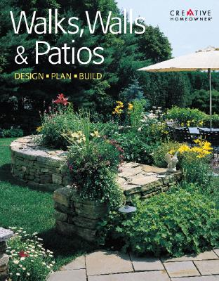Image for Walks, Walls & Patios: Plan, Design & Build