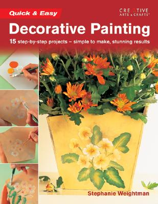 Image for QUICK & EASY DECORATIVE PAINTING