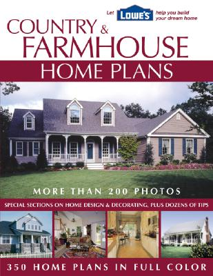 Image for Country & Farmhouse Home Plans (Lowes)