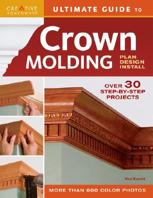 Image for ULTIMATE GUIDE TO CROWN MOLDING