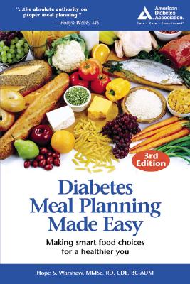 Image for Diabetes Meal Planning Made Easy, 3rd Edition