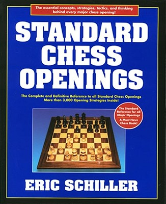 Image for Standard Chess Openings, 2nd Edition