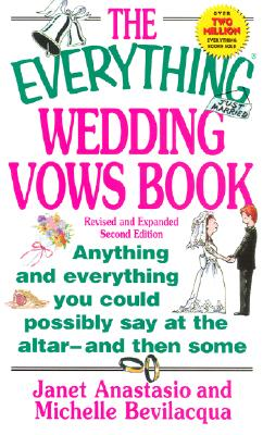 Image for Everything Wedding Vows (Everything Series)