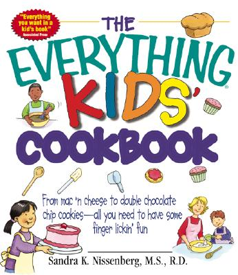 Image for Everything Kids' Cookbook