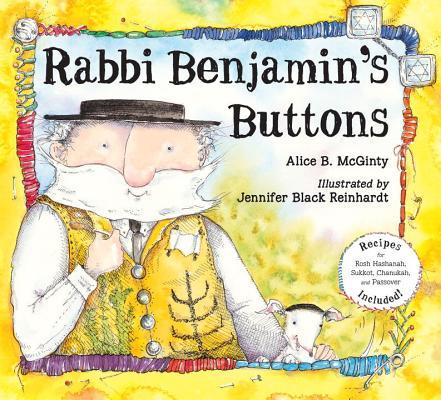 Image for Rabbi Benjamin's Buttons