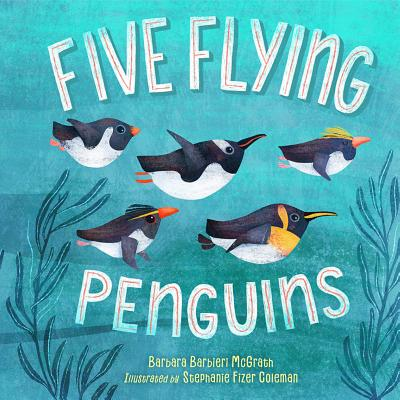 Image for Five Flying Penguins