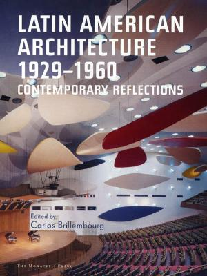 Image for LATIN AMERICA ARCHITECTURE 1929-1960