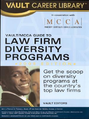 Image for VAULT GUIDE TO DIVERSITY LAW PROGRAMS